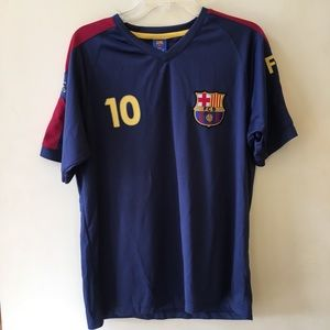 the latest 2662d 74151 FC Barcelona #10 Lionel Messi Jersey